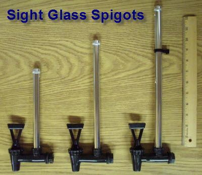 Berkey Water Purifier Sight Glass Spigot
